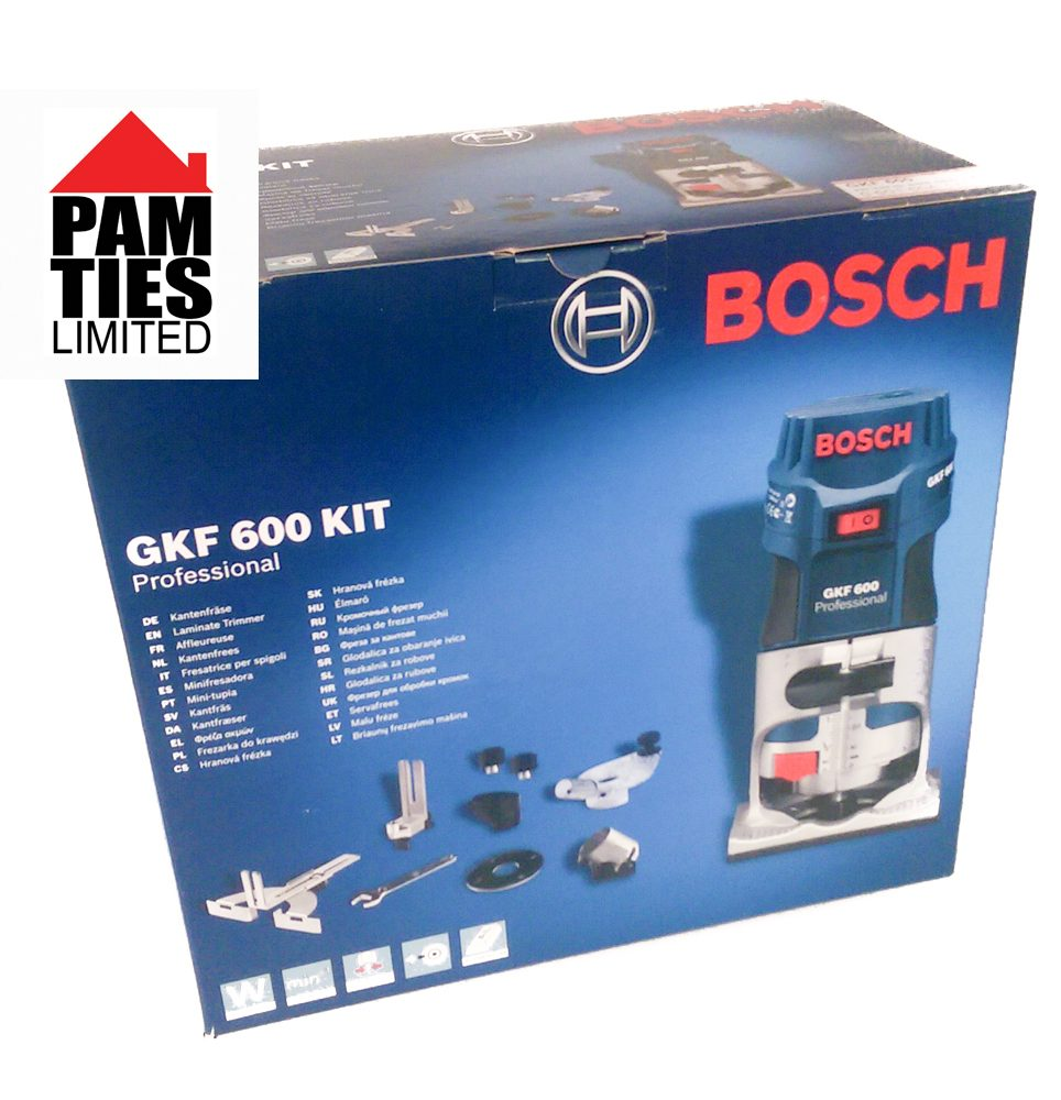 Bosch GFK 600 Palm Router - Bonkers Special Offer! 1