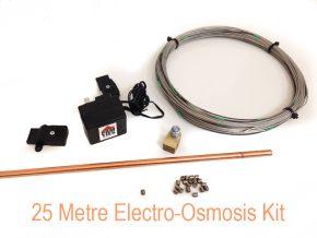 Electro Osmosis Kit (25 Metres) 4