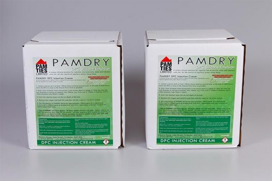 pamdry 2 boxes