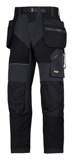 6902 FlexiWork, Work Trousers+ Holster Pockets