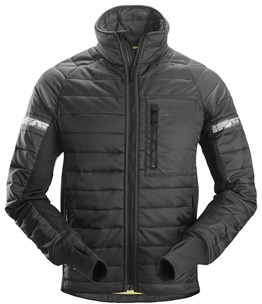 Snickers Jacket 8101 AllroundWork - Black 2
