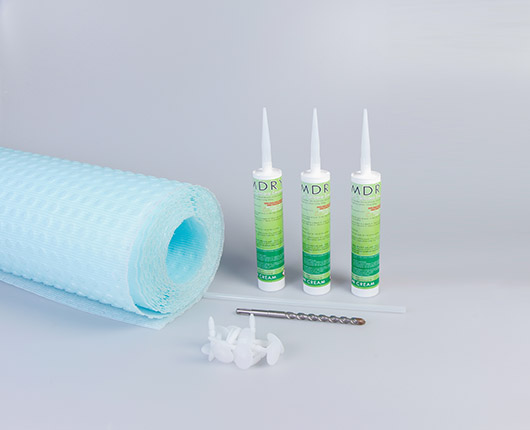 Damp Proof Membrane Complete Kit 1x10 Metre