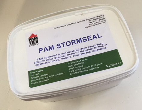 Stormseal Masonry Protection 5kg 1