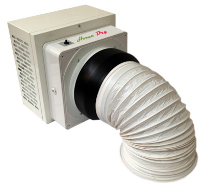 Whole House PIV (Positive Input Ventilation) Kit - Loft Mounted Unit 1