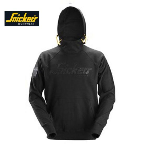 Snickers Hoodie 2881 - Black 1