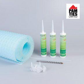 Damp Proof Membrane Complete Kit 1 x 10 Metre 3