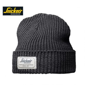 Snickers Beanie Hat 9023 - Anthracite Melange 3
