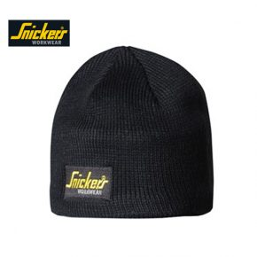 Snickers Beanie Hat 9084 - Black 2