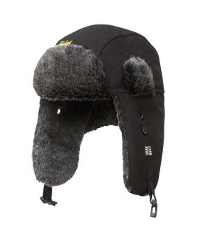 Snickers RuffWork Heater Hat 9007 – Black