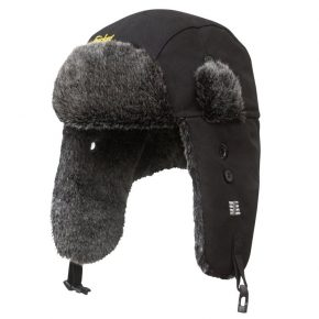 Snickers RuffWork Heater Hat 9007 - Black