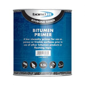 Bond-It Bitubond BDB020 Bitumen Primer 5 Ltr 1