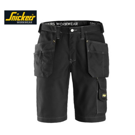 Snickers 3023 Craftsmen Holster Pocket Rip-Stop Shorts 1