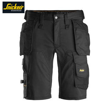 Snickers 6141 shorts black