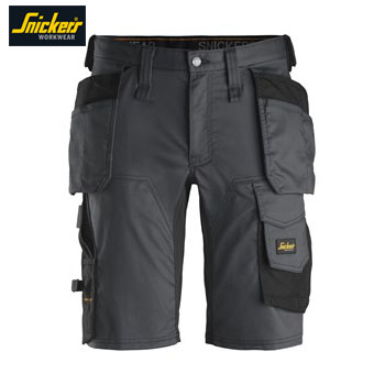 Snickers 6141 AllroundWork Stretch Shorts Holster Pockets