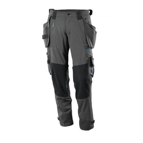 Mascot Workwear Trousers 17031 - Grey