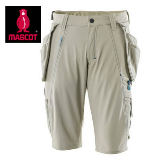 17149 light khaki shorts