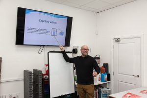 Damp Proofing Training Course 2
