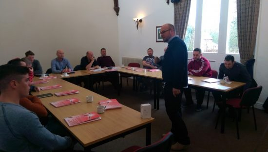 Damp Proof Training Course - Manchester 1
