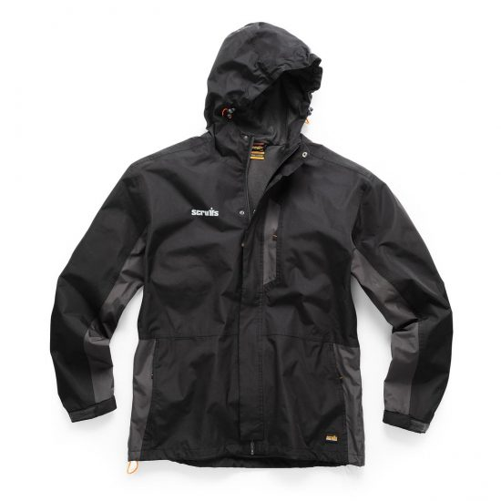 Scruffs Worker Jacket – Black