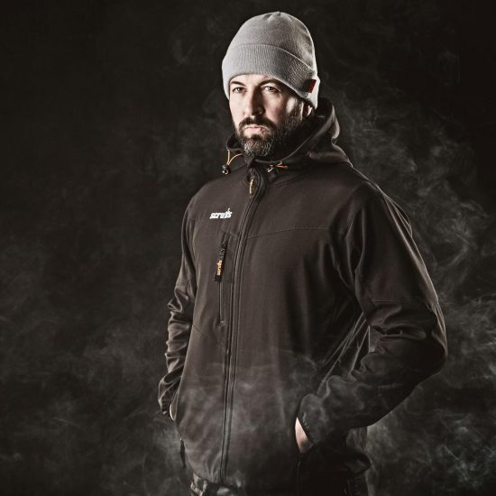 Scruffs Worker Softshell Jacket Man