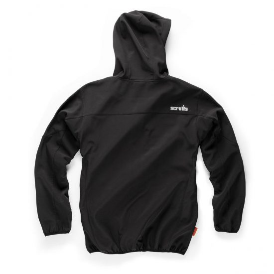 Scruffs Worker Softshell Jacket back