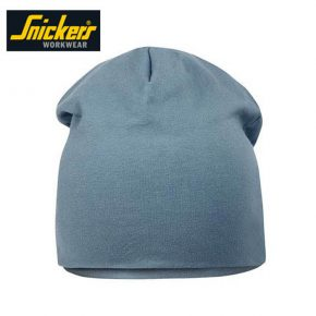 Snickers Beanie Hat - Petrol Blue - 9014 1