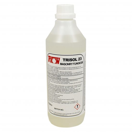 TRISOL 23 High Strength Masonry Dry Rot Treatment