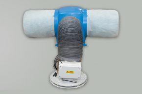Nuaire Drimaster Eco Heat HCS PIV