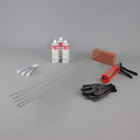 crack stitching kit