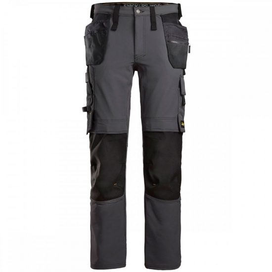 Snickers 6271 AllroundWork Full Stretch Trousers Holster Pockets