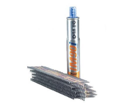 Paslode 141084 IM360Ci TX15 50mm x 1100 Nails + 1 Fuel Cell 1