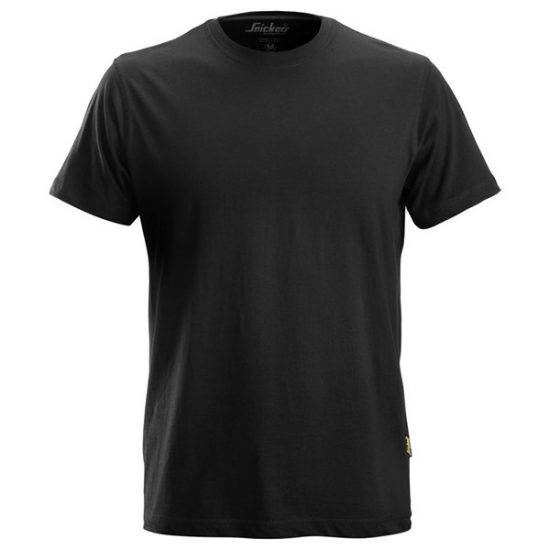 Snickers 2502 Classic T-Shirt Black