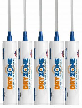 Dryzone Damp-proofing Cream 310ml x 5
