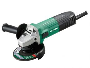 Hikoki G12STX Angle Grinder with 500x 115mm Dronco Attack Slitting discs 1