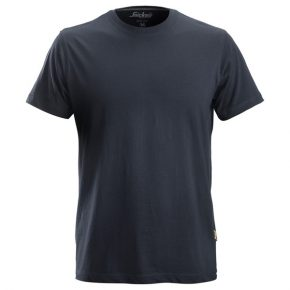 Snickers 2502 Classic T-Shirt Navy