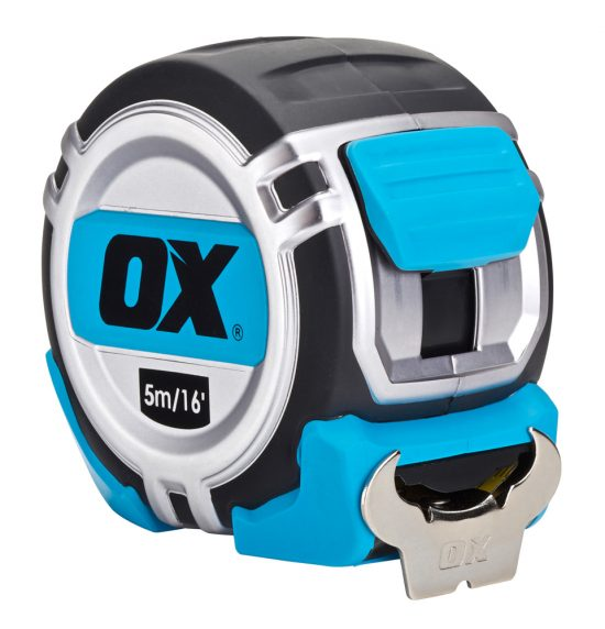OX Pro Metric only 5m Tape Measure - OX-P028905 1