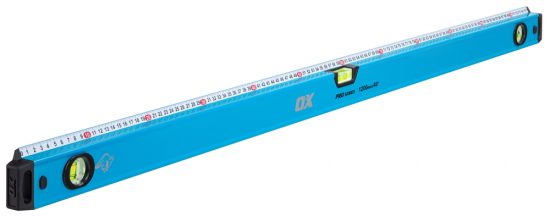 OX Pro Level 1200mm with Steel Rule - OX-P029012 1