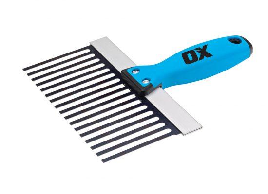 """OX Pro Dry Wall Scarifier 200mm / 8"""" - OX-P051620 1"""