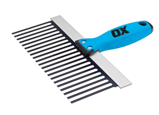 "OX Pro Dry Wall Scarifier 250mm / 10"" - OX-P051625 1"