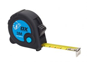 OX Trade 3m Tape Measure - Metric Only - OX-T029103 10