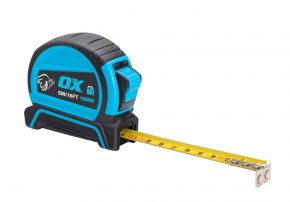 OX Pro Dual Auto Lock Tape Measure - 5m - OX-P505205 4