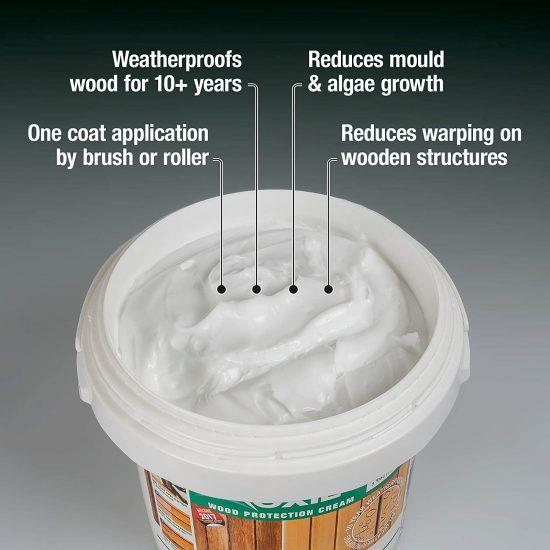 Roxil Wood Protection Cream (3 L)1