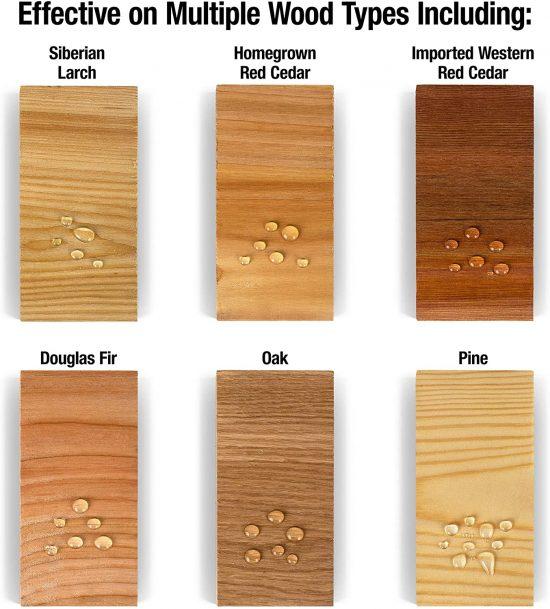 Roxil Wood Protection Cream (3 L)5