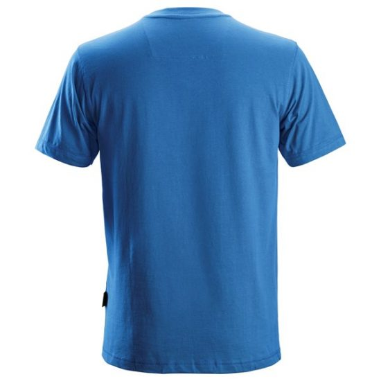 Snickers 2502 Classic T-Shirt Blue