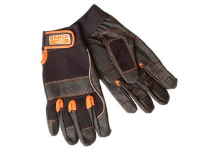 Power Tool Padded Palm Gloves - Large (Size 10) - BAHGL01010 2