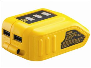 DeWalt DCB090 USB Charger 10.8, 14.4 & 18 Volt Li-Ion 9