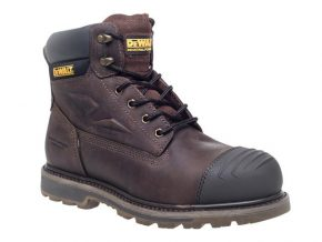 Houston S3 Brown Safety Boots UK 8 Euro 42 - DEWHOUS8B 10