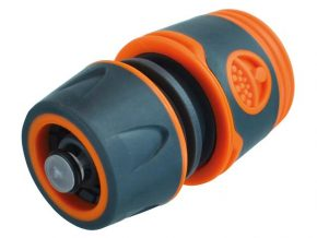 Plastic Water Stop Hose Connector 1/2in - FAIHOSEPLWC 8
