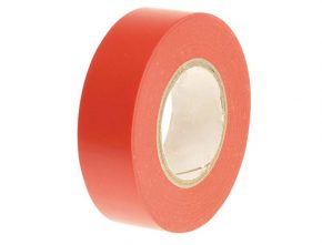 PVC Electrical Tape Red 19mm x 20m - FAITAPEPVCR 5