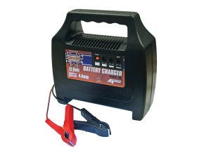 Vehicle Battery Charger 20-65ah 4 amp - FPPAUBC4AMP 7